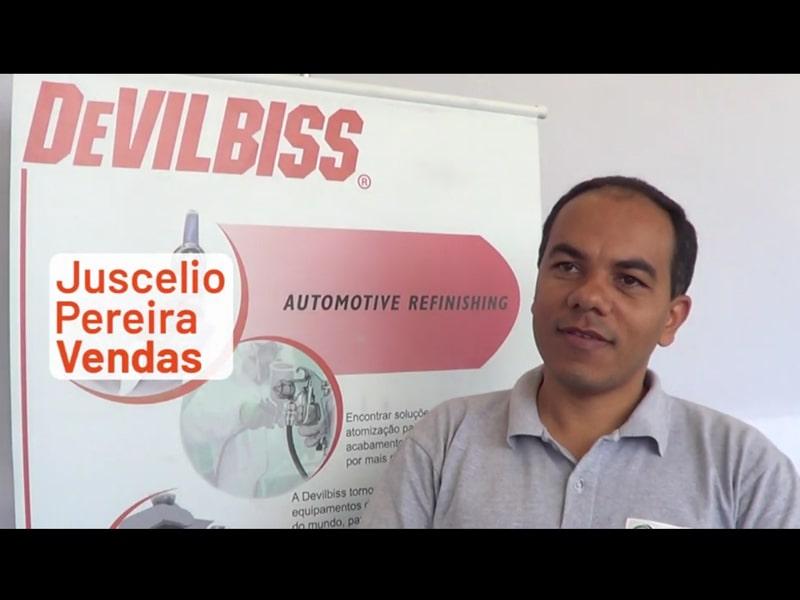 Juscelio Pereira: DeVilbiss tem grande valor para mim