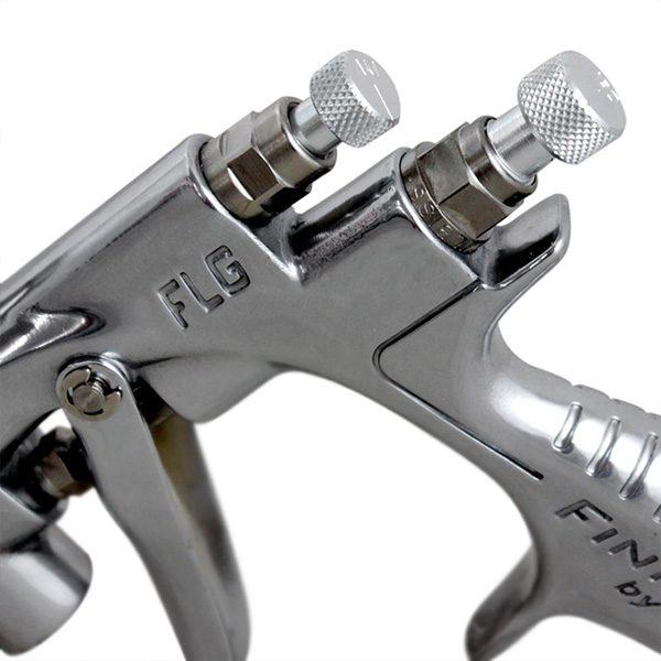 Kit Maleta HVLP-Transtec Gravidade DeVilbiss FLG-515 G13