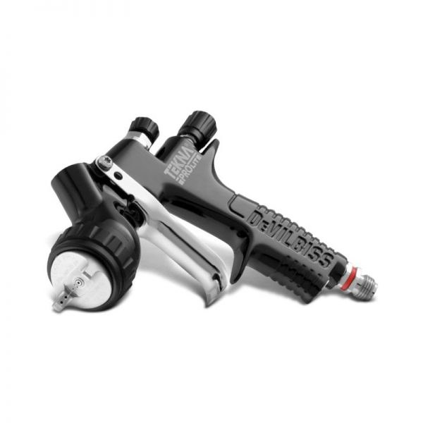 Pistola de Pintura HVLP-Transtec Gravidade DeVilbiss Tekna Prolite TKNG-TE20