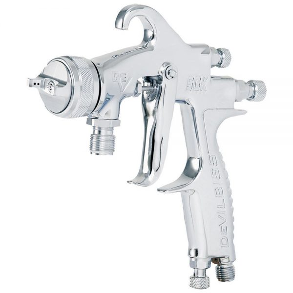 Pistola de Pintura HVLP-Transtec Pressão DeVilbiss SGK-505-622