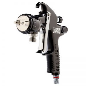 Pistola de Pintura HVLP-Transtec Pressão DeVilbiss Tekna Prolite TKNP-TE40