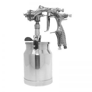 Pistola de Pintura HVLP-Transtec Sucção DeVilbiss FLG-515-S18